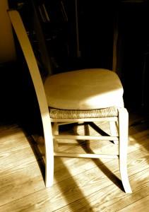 Der Stuhl: unser unheimlicher Feind!